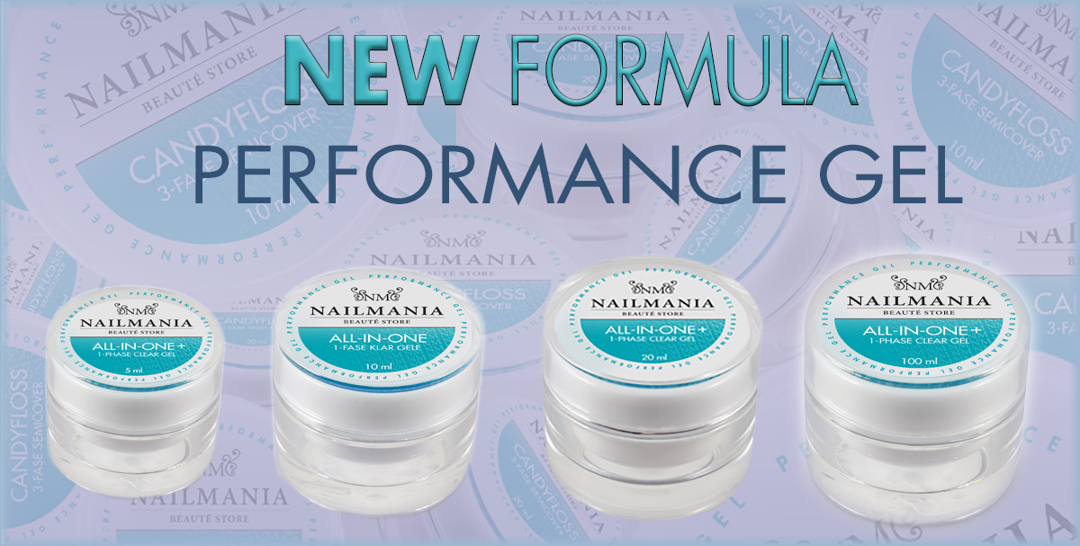 Ny Performance Gel serie